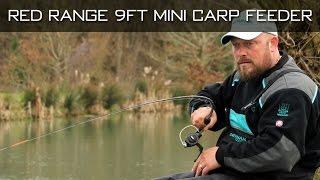 Red Range 9ft Mini Carp Feeder