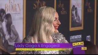 10-17 Lady Gaga Engaged