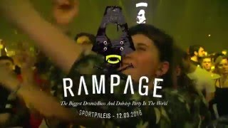 #RAMPAGE2016 - An Inside View