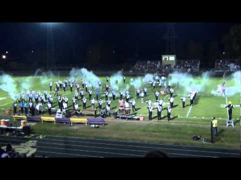 Canton High School 2011 Marching Band Opener
