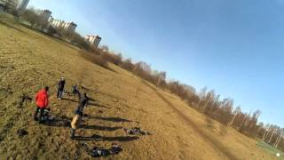Demon Ghost FPV Freestyle - crash time ;]