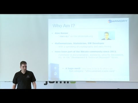 #Bitcoin2014 - Feat. Presentation: Best Practices in Securing Bitcoin