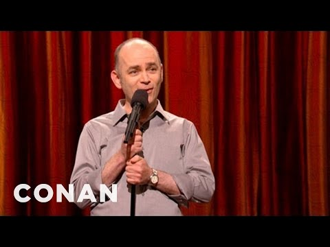 Todd Barry Stand-Up 09/04/12 - CONAN on TBS