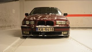 BMW E36 Short video