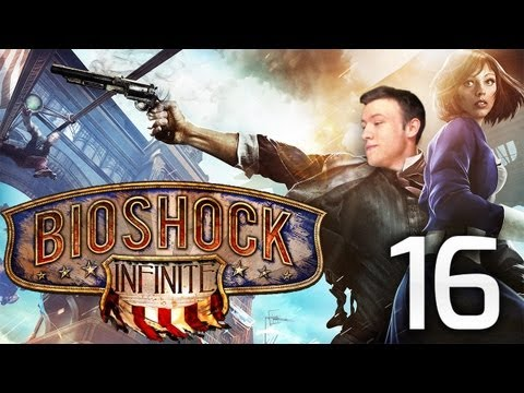 Bioshock: Infinite (PC) Walthrough - Part 16 - Spare Slate... NOT