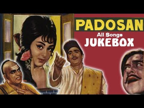 Padosan - All Songs Jukebox - Superhit Evergreen Songs Of Bollywood - Hd 1080p video