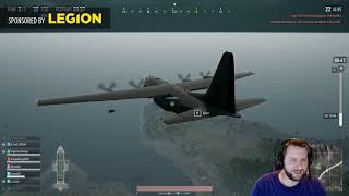 PUBG with the Squad on Lenovo Legion
