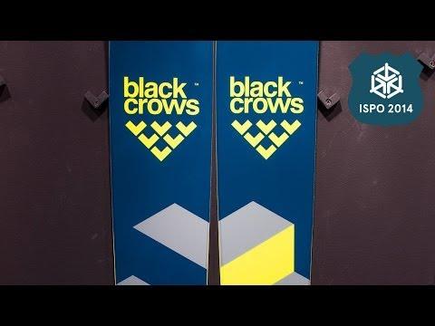 Black Crows Atris - Best New Ski Gear ISPO 2014   EpicTV Gear Geek