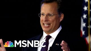 "Democratic Challenger On Representative Dave Brat's ""Shameful"" Comments 