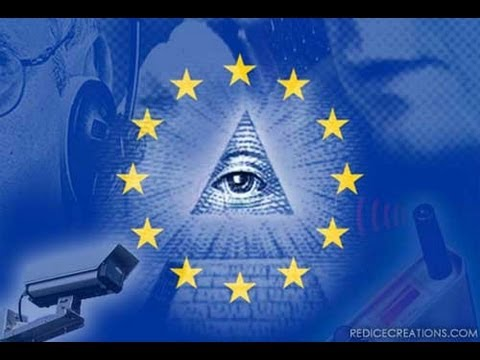 David Icke - The Origins & Symbolism of the European Union NWO