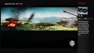 PS4-Live, World of Tanks, WT Pz 4,