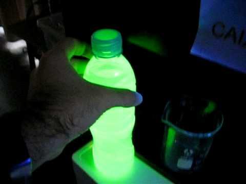 Liquido fluorescente discoteca