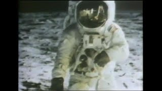 'One giant leap': 50 years since first moon landing
