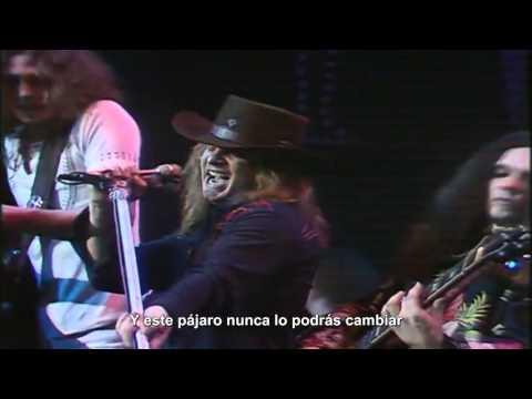 Lynyrd Skynyrd -  Free Bird  (subtitulado Español) video
