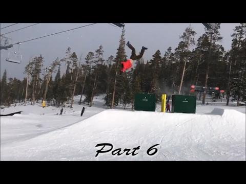 Ski Crash Compilation of the BEST Stupid & Crazy FAILS EVER MADE! Part 6