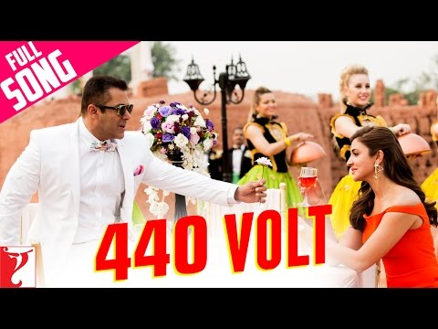 440 Volt | Full Song | Sultan | Salman Khan | Anushka Sharma | Mika Singh