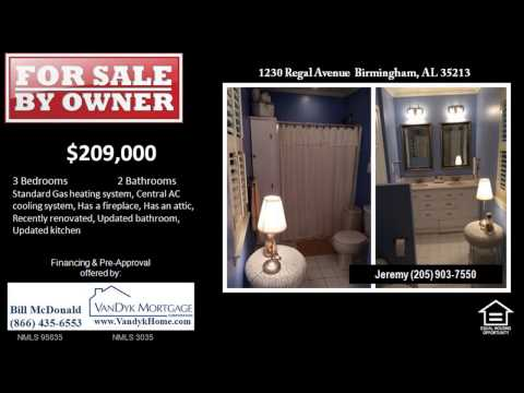 3 Bedroom House for Sale We Putnam Middle School-Magnet in  Birmingham AL