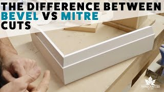 Mitre vs Bevel