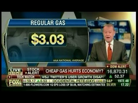 Awesome Conservative Hypocrisy On Gas Prices