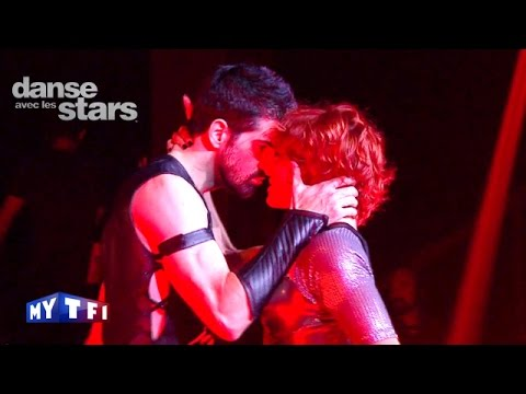 DALS S05 - Une samba-paso doble avec Miguel Angel Munoz et Fauve sur ''We will rock you'' (Queen)