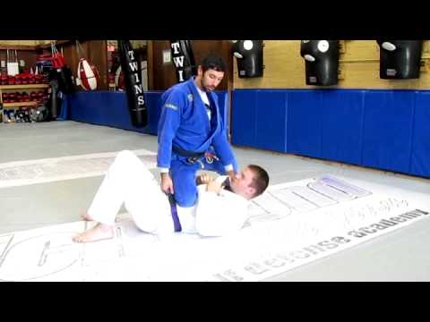 Richmond BJJ Academy - November 2012 Technique of the Month - Knee on Belly Attacks Image 1
