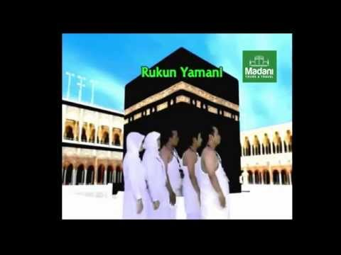 Video travel umroh madani medan