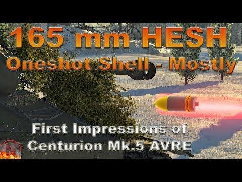 WT    Centurion Mk.5 AVRE - Really Odd Fun thumbnail