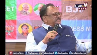 BJP Leader Krishnam Raju Response About Srireddy Casting Couch Issue
