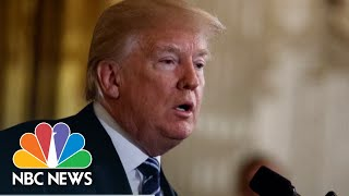 President Donald Trump Cancels Summit In Singapore With North Korea's Kim Jong Un | NBC News