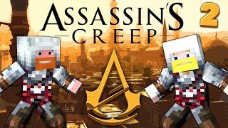 Minecraft ★ ASSASSIN'S CREEP (2) - Dumb & Dumber