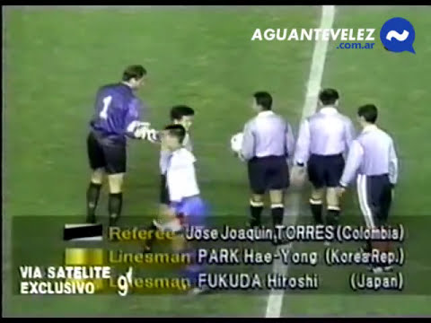Velez Sarsfield vs A.C. Milan - Copa Intercontinental 1994 - JAPON