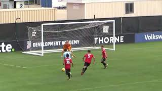 DA Playoffs: U-16/17 United Fútbol Academy vs. Sporting Kansas City