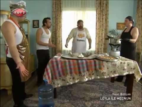 Komedi - Leyla İle Mecnun Biscolata Reklamı