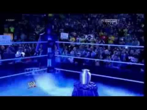 WWE The Undertaker Pay tribute Paul bearer