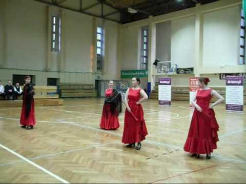 Pokaz Tańca - Flamenco