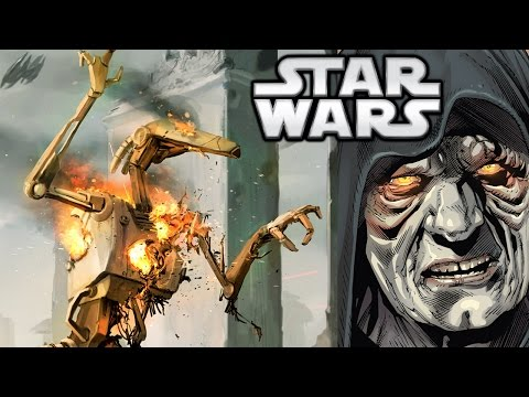 How Palpatine Executed Order 99 on Droids  - Star Wars Explained