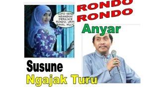 KH. Anwar Zahid : Rondo-Rondo Anyar Podo Nangis