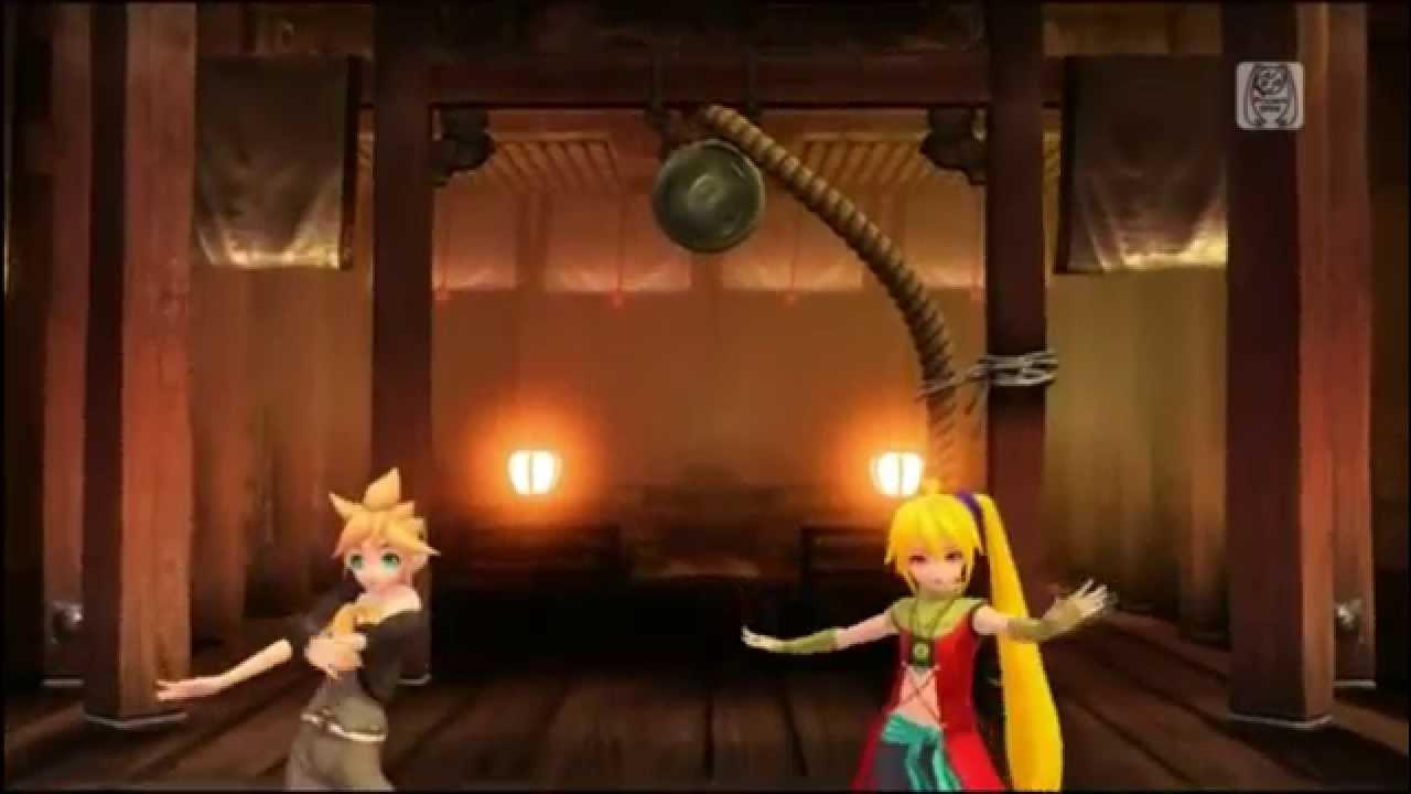 Len Neru Magnet Magnet//neru Akita y Len