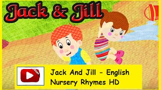 Jack & Jill with English Subtitles - Nursery Rhymes