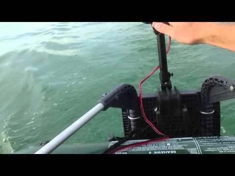электромотор лодочный севилор