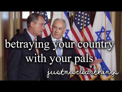 What John Boehner's Nuclear Netanyahu Visit Means