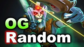 OG vs Team Random - KIEV Major Mid Groups DOTA 2