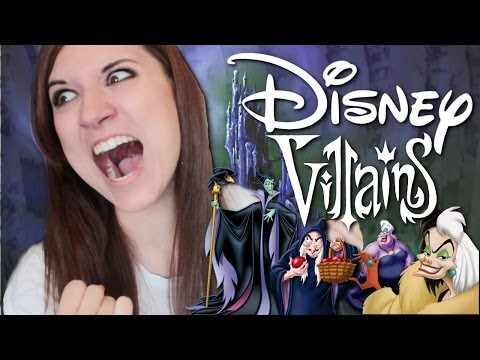 Disney Villains Impressions