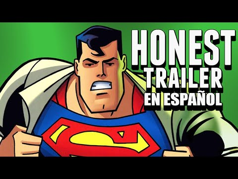 SUPERMAN 64 (Honest Game Trailers en Español)