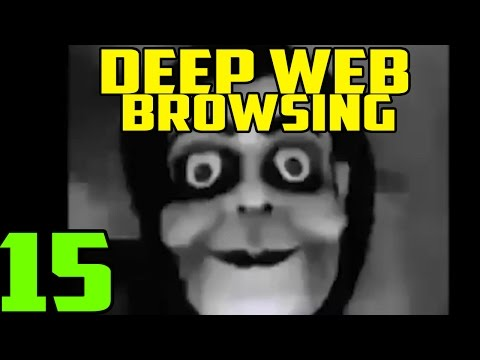 CREEPIEST VIDEO!?! - Deep Web Exploration 15