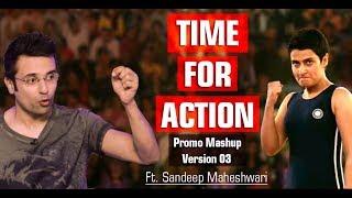 Sandeep Maheshwari - Motivational Video | Time For Action | Promo Mashup-V03 | Hindi