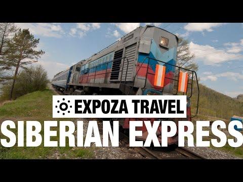 Trans Siberian Railroad Vacation Travel Video Guide