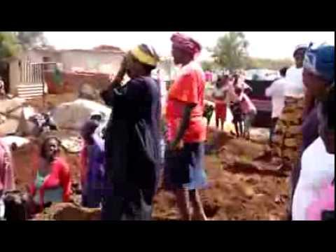 Dzivarasekwa Extension Slum Upgrading project