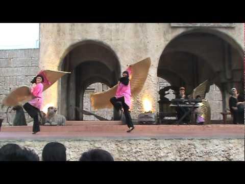 Show Tierra Santa – Abdo por el Ballet de Laura Brandan (Guillermina Maggi)