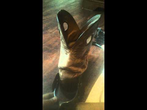 A little review over my bull riding equipment